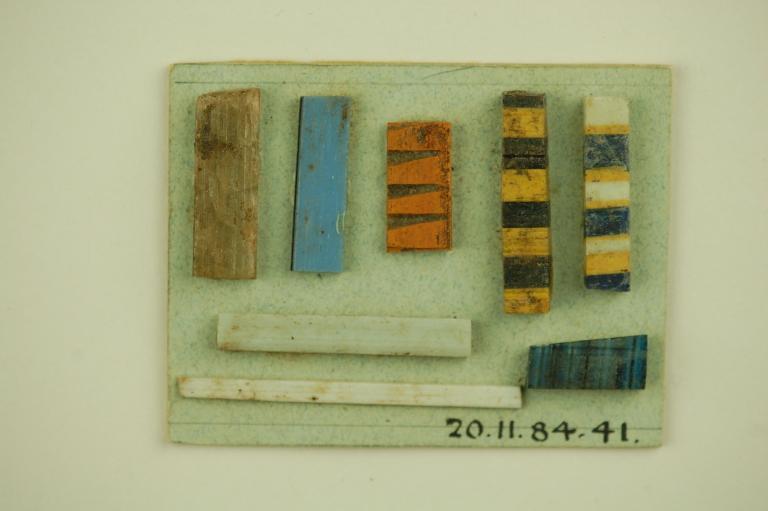 Glass Inlays card