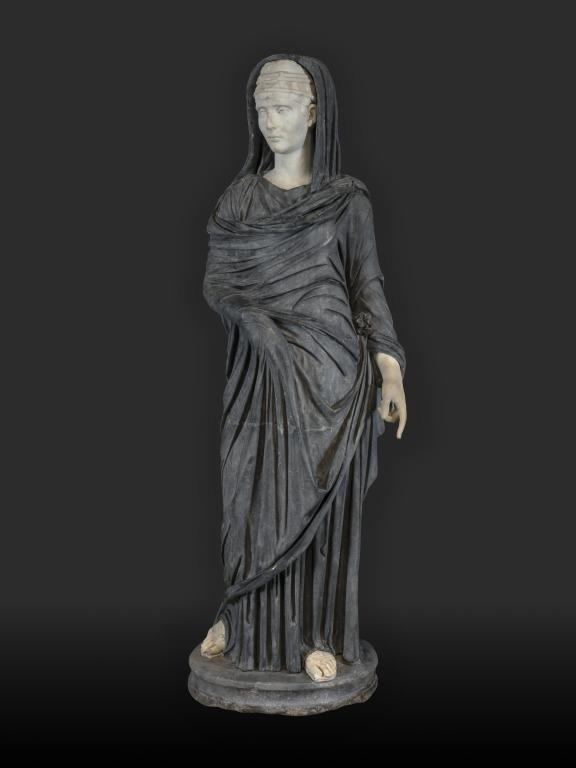 Statue of 'Faustina the Elder' card