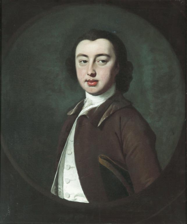 William Farrington card