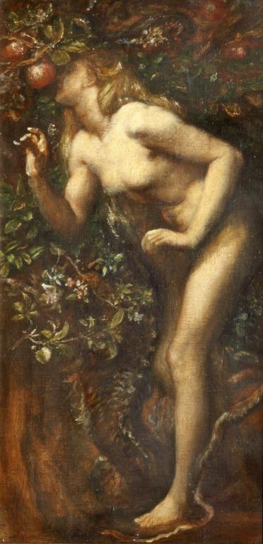 Eve Tempted card