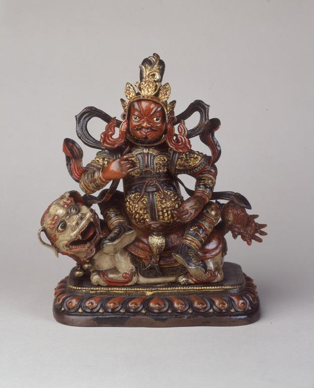 Religious Figure / Vaisravana card