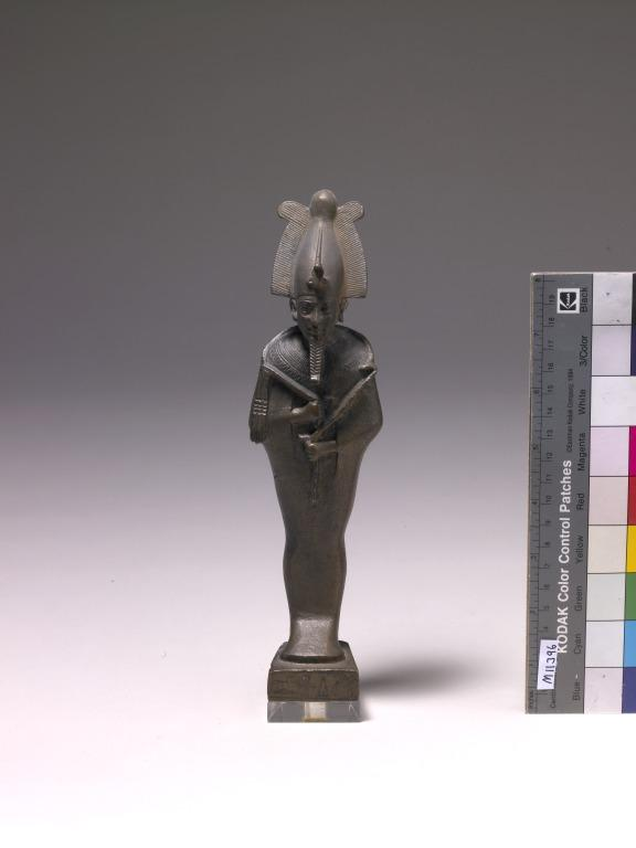 Osiris Statuette card