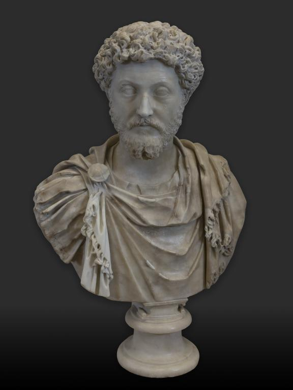 Bust of Marcus Aurelius card
