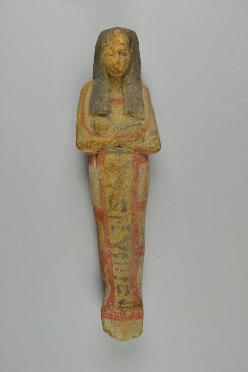 Shabti of Wer–neray card