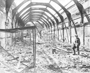 Bombed out! World Museum and the Blitz