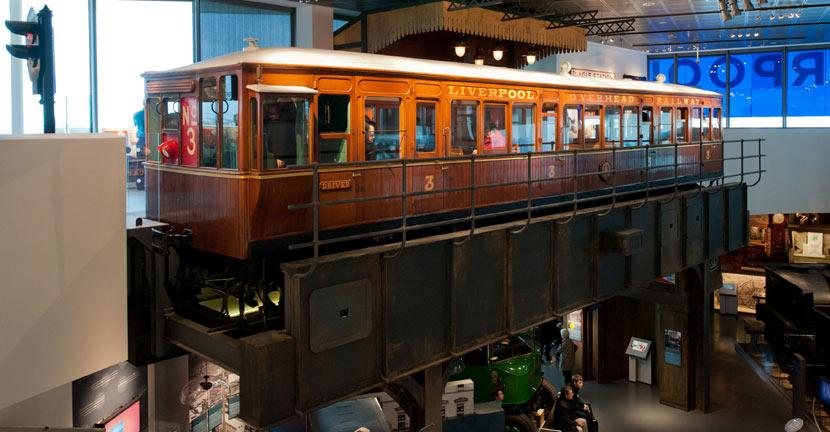 Overhead Railway gallery highlights