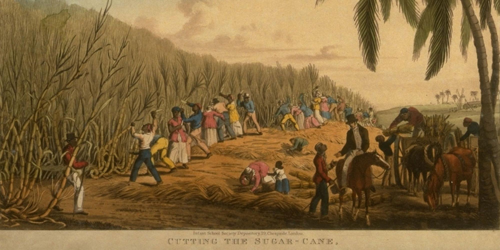 Image result for slavery in art
