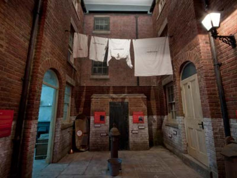 Galkoff's and the Secret Life of Pembroke Place | National Museums ...